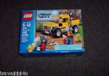 NEW LEGO CITY #4200 MINING 4 X 4 102 PIECE BUILDING PLAY SET  FIGURE, 4X4 & MORE