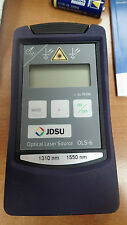 JDSU Optical LASER Source ( OLS-6 )  BN 2255/02  1310nm, 1550nm OLS   NEW IN BOX
