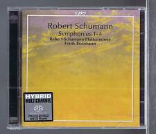 R SCHUMANN 2 SACDS NEW SYMPHONIES 1.2.3.4 / FRANK BERMANN