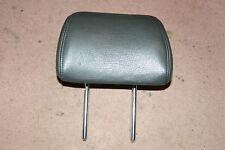 1999 Saab 9-3 Turbo Dark Grey Leather Front Seat Head Rest