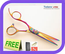 Professional Left Handed Hair Scissors, Hairdressing Scissors, Barber Shears 5.5