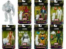 Hasbro Marvel Legends Villains BAF Xemnu Complete Set (NEW)