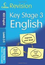 KS3 English L3-5: Revision Guide + Workbook + Practice Papers (Collins KS3 Rev,