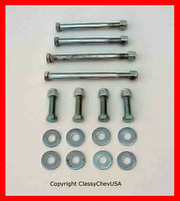 1939-46 Chevrolet Truck Cab to Frame Bolt Kit - 16 Pieces - #608BK