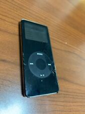 New ListingApple iPod Nano 1st Generation Black (1 Gb) A1137