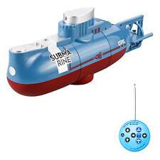 Mini RC U-Boot Ferngesteuertes Boot Underwater Submarine Tauchspielzeug Toy Boat