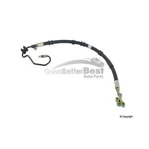 One New Omega Power Steering Pressure Hose 3931 53713SR0A53 for Honda