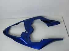 YAMAHA YZF R1 2009-11 DAMAGED REAR TAIL COVER FAIRING PANEL IN BLUE
