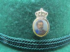 King Ludwig II of Bavaria  Oktoberfest Hat Pin