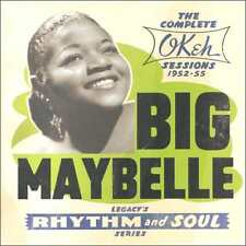 BIG MAYBELLE : COMPLETE OKEH SESSIONS: 1952-1955 (CD) sealed