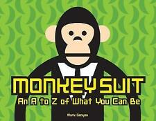 Monkey Suit, Mark Gonyea, New Book
