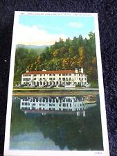1920's The Lake Lure at Lake Lure near Asheville, NC North Carolina PC