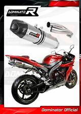 YZF R1 1000 RN12 Exhaust HP1 Carbon Dominator Racing silencer 2004 2005 2006