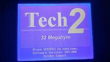 HOLDEN Australia EXPORT Memory Card 32MB 146.000 1999-2013 GM Tech2 Scanner TIS