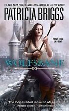Sianim #2: Wolfsbane by Patricia Briggs (2010, Mass Market Paperback)