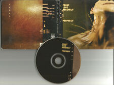 FRONT LINE ASSEMBLY Prophecy 5TRX w/ 3 MIXES & UNRELEASED USA CD single 1999