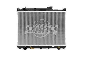 Radiator-1 Row Plastic Tank Aluminum Core CSF 3005