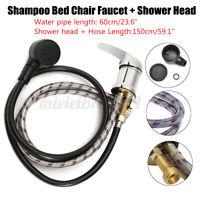 Mixer Sprayer Hairdressing Salon Faucet Basin Shampoo Showerhead Sink Tap Set