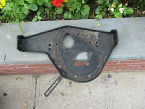 1929 Marmon 68 Front Engine Mounting Plate