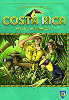 Jeu de société Costa Rica Reveal the rainforest Board Game Neuf EN/ALL/FR