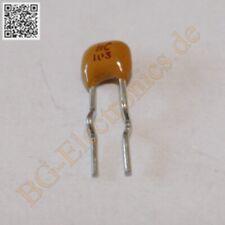 20 x 0.047µF 0.047uF 50V RM2,5 47nF Keramik Kondensator Capacito KEMET  20pcs