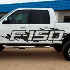 Ford F-150 Side Splash Vinyl Decal Graphic Pickup Pick Up Bed Truck