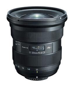Tokina atx-i 11-20mm F2.8 CF ZOOM Lens For NIKON AF EF NEW Ultra Wide in BOX