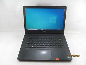 "Dell 3470 14"" Laptop 2.3GHz Core i3 500GB HDD 8GB RAM Windows 10 Pro (Grade B)"