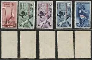 Italy Isole Egeo Surcharge - MH Stamps D132