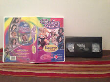 Les baby spice presente le babysitters club vhs tape & clamshell case FRENCH