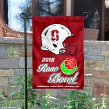 Stanford Cardinal 2015 Rose Bowl Garden Flag