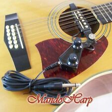 LB Sound Hole Pickup for Acoustic Guitar NEW