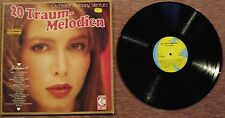 20 Traum-Melodien    LP K-tel stereo