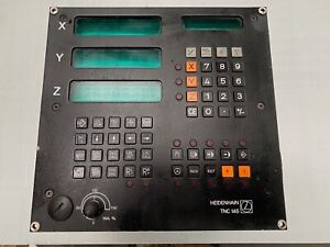 Heidenhain TNC 145 CS Control Unit