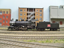 HO Proto 2000 Rock Island 0-6-0 Steam Locomotive / DCC + Sound