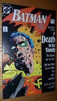 BATMAN #428 DEATH IN THE FAMILY NM 9.4 ROBIN DIES