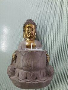 Resin Buddha / Votive Candle Holder