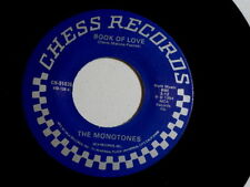 MONOTONES~SOFT SHADOWS~BOOK OF LOVE~UNPLAYED STORE STOCK~CHESS~ DOO WOP 45