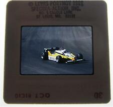 Alain Prost US GRAND PRIX 1981 Renault 4 TIME WORLD CHAMPION ORIGINAL SLIDE 1