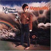 Misplaced Childhood von Marillion   CD   Zustand gut