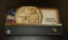 2014 American $1 Coin and Currency Set ANACS Enhanced Uncirculated EU69 Dollar