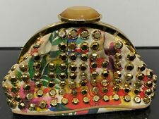 OVERTURE JUDITH LEIBER Evening Handbag Purses Compact Clutches