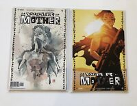 War Mother # 1 Cover A and Cover C (2017,Valiant) 1st Print 2 Comics