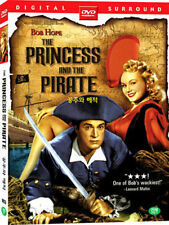 The Princess and the Pirate (1944) Bob Hope, Virginia Mayo DVD *NEW