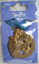 Dlr runDisney 2017 Tinker Bell 1/2 Marathon Weekend Never Land 5K Medal Replica