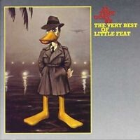 Little Feat As time goes by-The best of (1972-79/86) [CD]