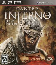 Dante's Inferno - Divine Edition - Playstation 3 Game