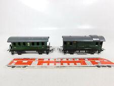 CF806-0, 5 #2x märklin H0/ 00/ AC Vagón Portaequipajes / Vagones sin Ejes : 328+