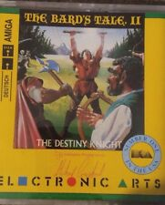 Bard´s Tale II The Destiny Knight (Amiga Diskette, Box, Manual) Electronic Arts
