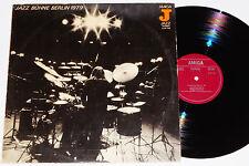 JAZZBÜHNE BERLIN 1979 - (Bauer, Waldron, Nucleus) LP Amiga (8 56 221)